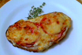 How To Make Baked Turkey And Swiss Croque Monsieur
